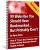 Thumbnail 99 Websites you Should Have Bookmarked
