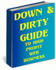 Thumbnail Down & Dirty Guide to High Profit Web Business