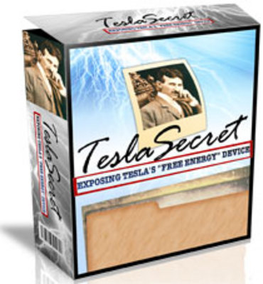 Product picture Nikola Tesla Secret Free Electric Power