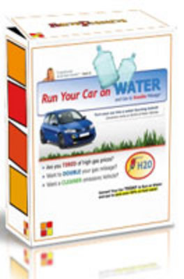 Product picture Run Your Car on Water Technology