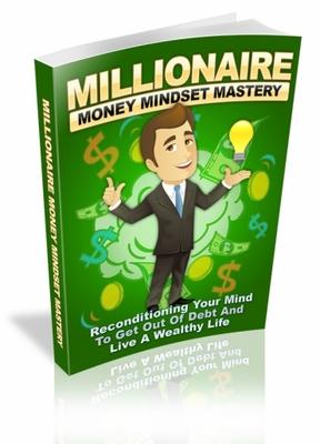 Product picture Millionaire Money Mindset Mastery