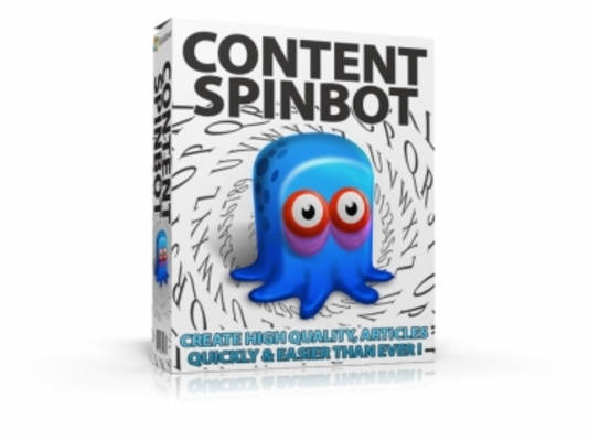 Product picture Content Spin Bot