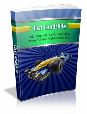 Product picture List Landslide
