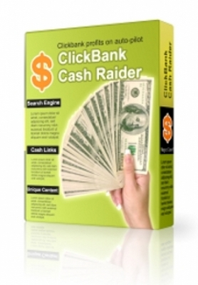 Product picture Clickbank Cash Raider