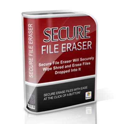 Product picture Secure File Eraser