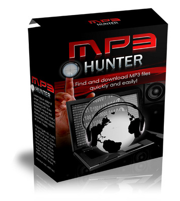 Product picture MP3 Hunter