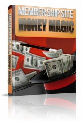 Product picture Membership Site Money Magic